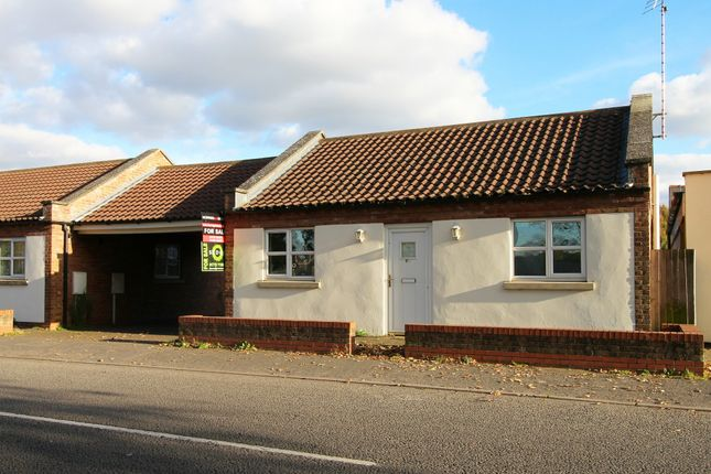 Thumbnail Semi-detached bungalow to rent in Commercial Road, Spalding
