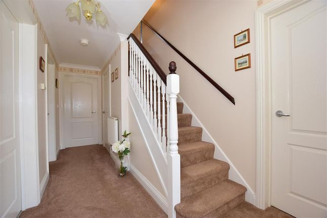 Thumbnail Detached house for sale in Silver Birch Drive, Newport, Isle Of Wight
