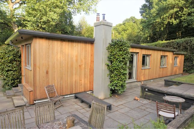 Thumbnail Detached bungalow to rent in Old Barn Lane, Churt