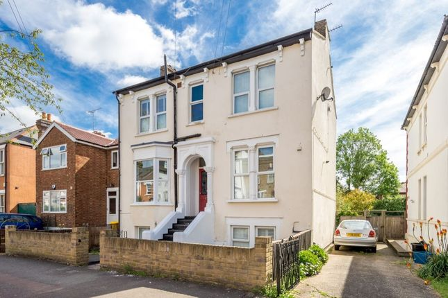 Thumbnail Flat for sale in Stanley Road, South Woodford, London