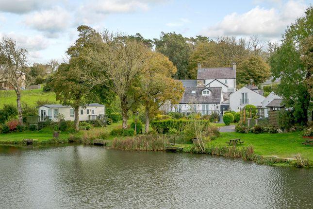 Thumbnail Detached house for sale in Benllech, Tyn-Y-Gongl