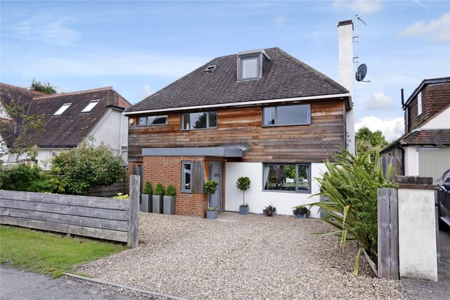 Thumbnail Detached house for sale in Belle Vue Road, Henley-On-Thames, Oxfordshire
