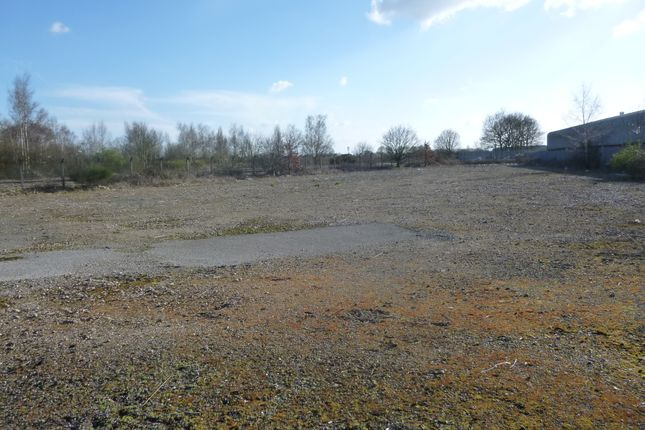 Thumbnail Land to let in Pioneer Way, Doddington Road, Lincoln