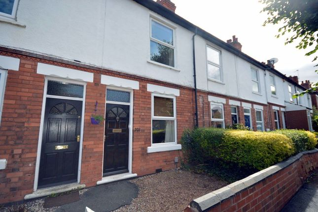 Thumbnail Terraced house to rent in Exchange Road, West Bridgford, Nottingham