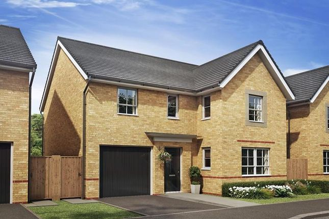 "Thumbnail Detached house for sale in ""Halton"" at Lightfoot Lane, Fulwood, Preston"
