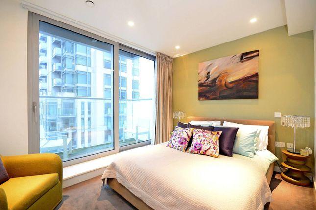 Thumbnail Flat to rent in Pan Peninsula, Canary Wharf