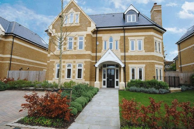 Thumbnail Detached house for sale in Carmel Gate, Havanna Drive, London