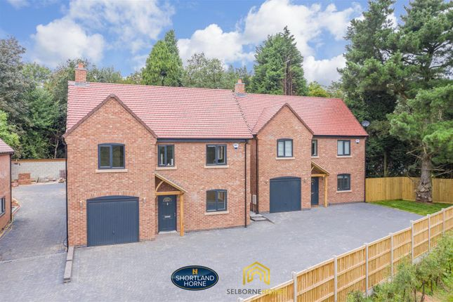 Thumbnail Detached house for sale in Sandpits Lane, Off Tamworth Road, Keresley End