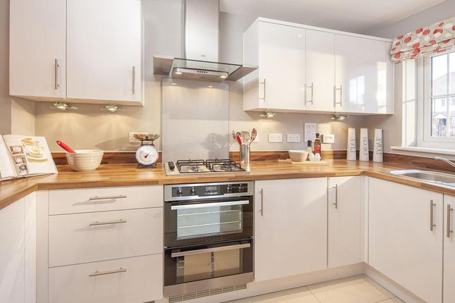 "Thumbnail Semi-detached house for sale in ""Arley"" at St. Georges Way, Newport"