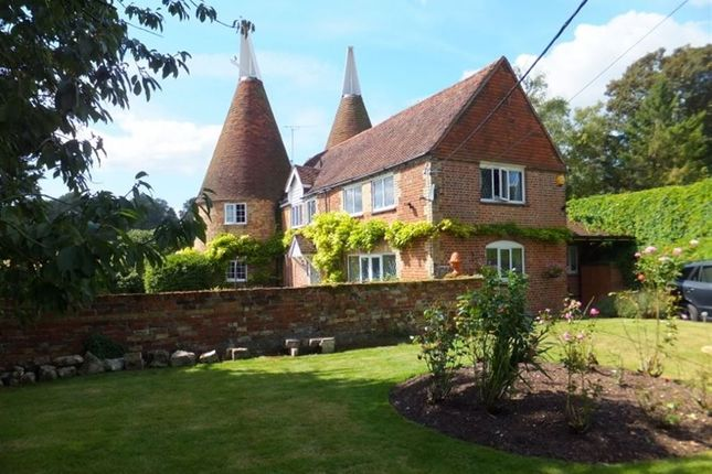 Thumbnail Detached house to rent in Twitton Lane, Otford, Sevenoaks