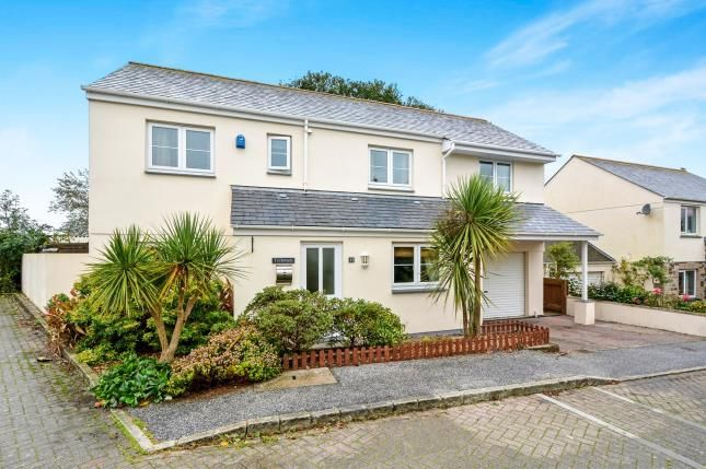 Thumbnail Detached house for sale in Probus, Truro, Cornwall