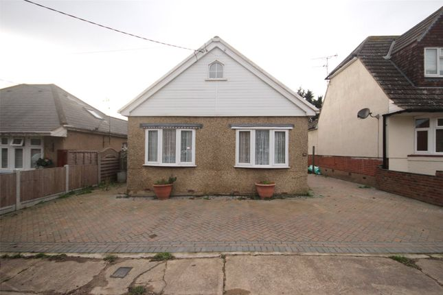 Thumbnail Bungalow for sale in Ramsay Drive, Pitsea, Essex