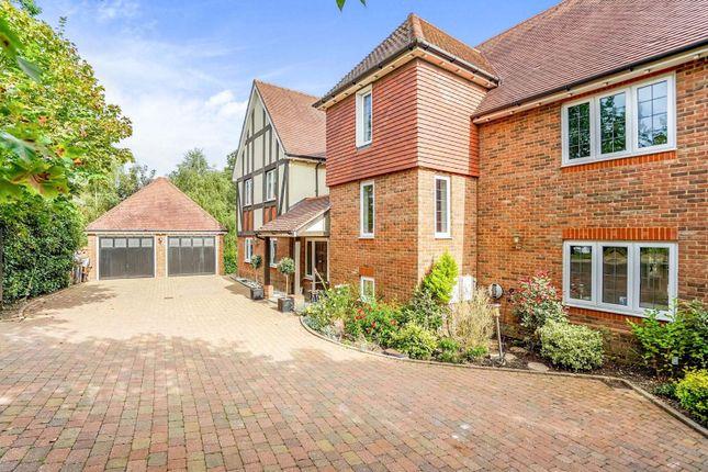 Thumbnail Detached house for sale in Longridge, Radlett