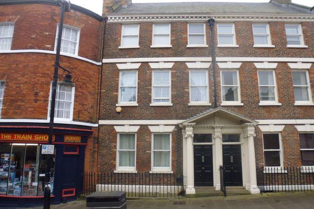 Thumbnail Flat to rent in Eastborough, Scarborough