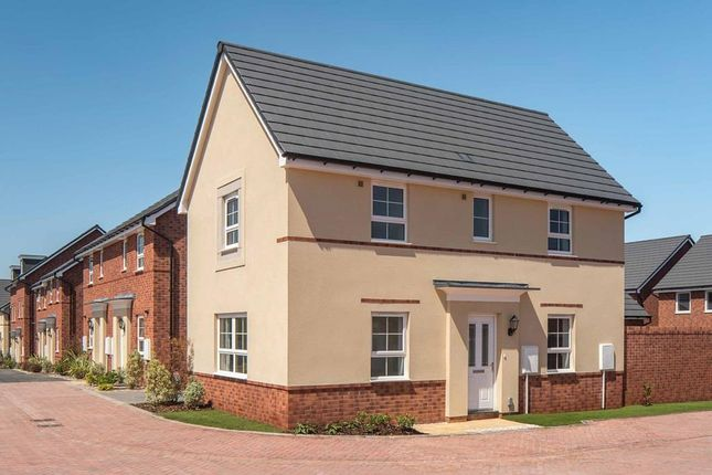 """Thumbnail Detached house for sale in """"Moresby"""" at Bankwood Crescent, New Rossington, Doncaster"""