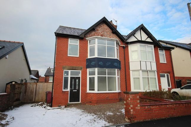 4 bed semi-detached house to rent in Manor Road, Clitheroe, Lancashire BB7