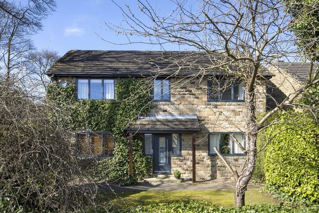 Thumbnail Detached house for sale in Knowles Lane, Gomersal, Cleckheaton