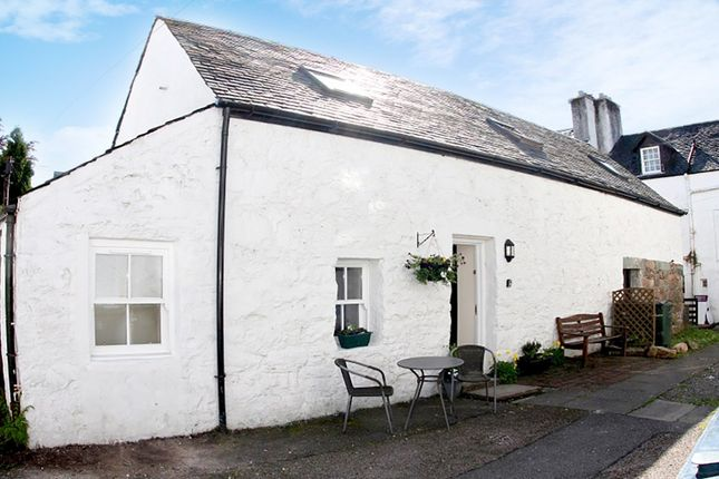 Thumbnail Cottage for sale in Quay Close, Inveraray