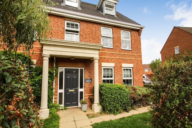 Thumbnail Detached house for sale in Banquo Approach, Warwick Gates, Leamington Spa