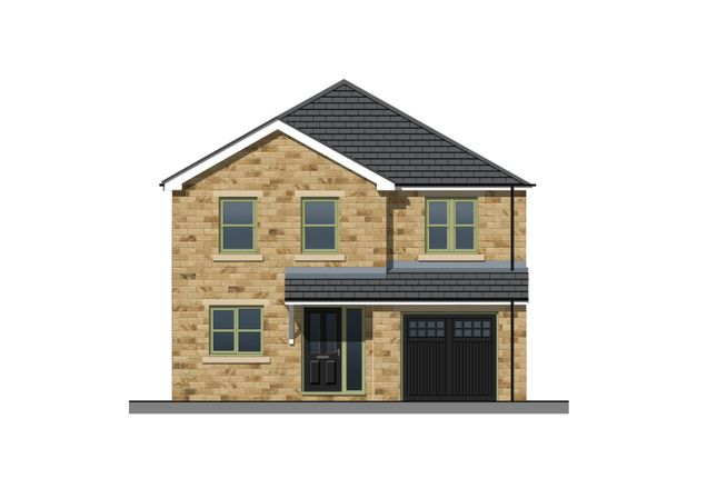 Thumbnail Detached house for sale in Upper Hoyland Road, Hoyland, Barnsley, South Yorkshire