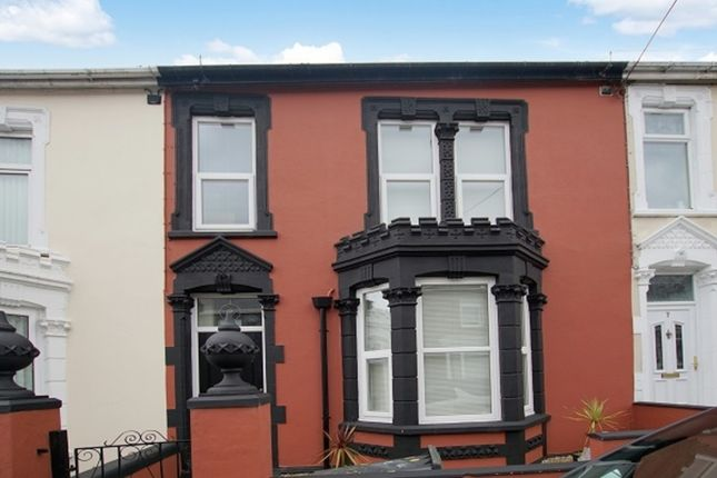 Thumbnail Terraced house for sale in 6, Hawthorne Terrace, Aberdare, Mid Glamorgan