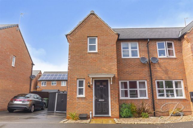 3 bed semi-detached house for sale in West Street, Warsop Vale, Mansfield NG20