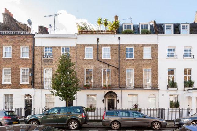 External of Molyneux Street, Marylebone W1H
