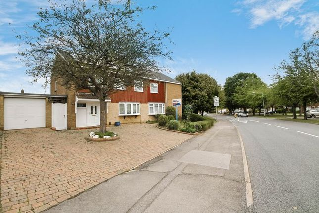 Thumbnail Semi-detached house for sale in Sparrows Herne, Basildon