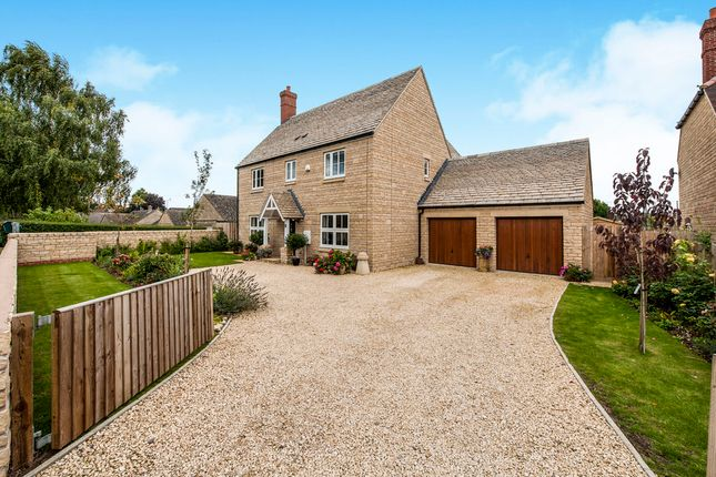 Thumbnail Detached house for sale in Top Road, Kempsford, Fairford