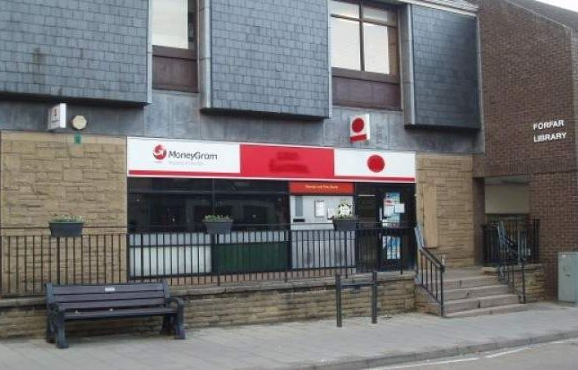 Thumbnail Retail premises to let in West High Street, Forfar