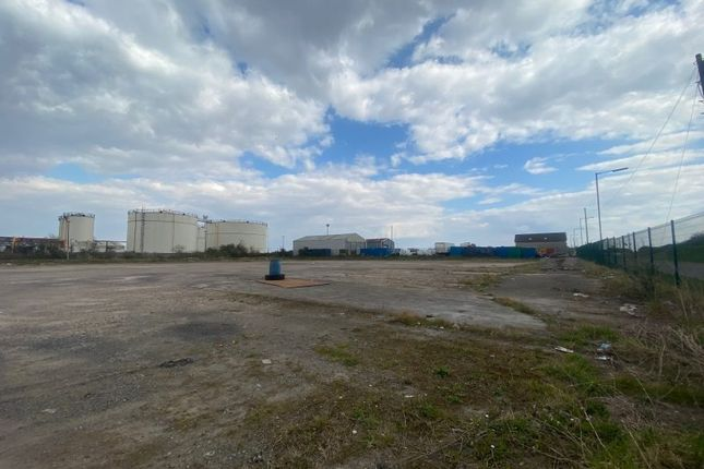 Thumbnail Land to let in Longship Road, Port Of Cardiff