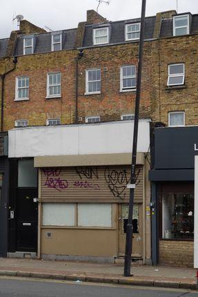 Thumbnail Block of flats for sale in Hackney Road, Hackney