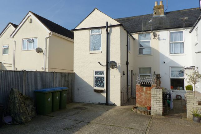 Thumbnail Flat to rent in Chichester Road, North Bersted, Bognor Regis