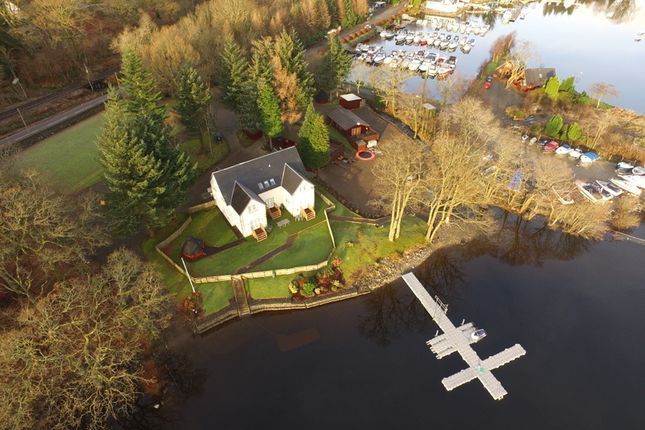 Thumbnail Leisure/hospitality for sale in Ardlui, Loch Lomond, Stirlingshire