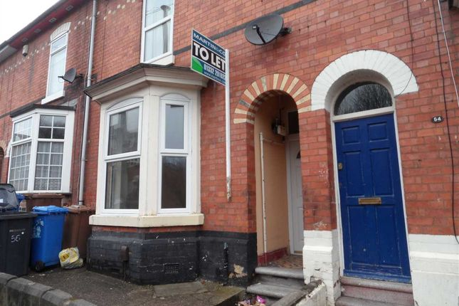 Thumbnail Flat to rent in Warner Street, Derby