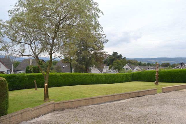 Land for sale in Macleod Drive, Helensburgh