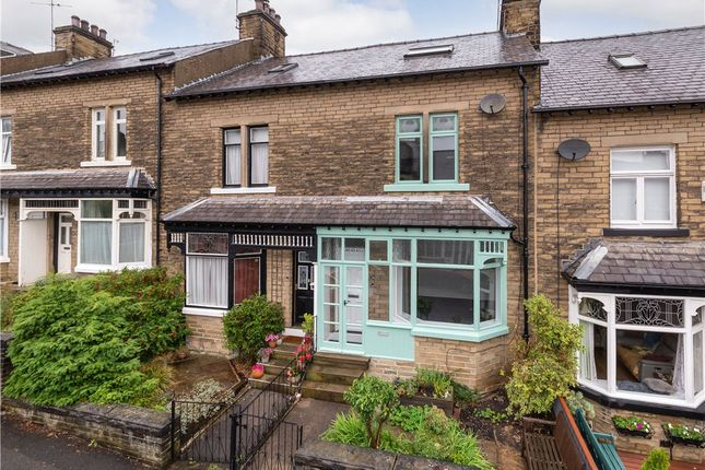Thumbnail Terraced house for sale in Scarborough Road, Shipley