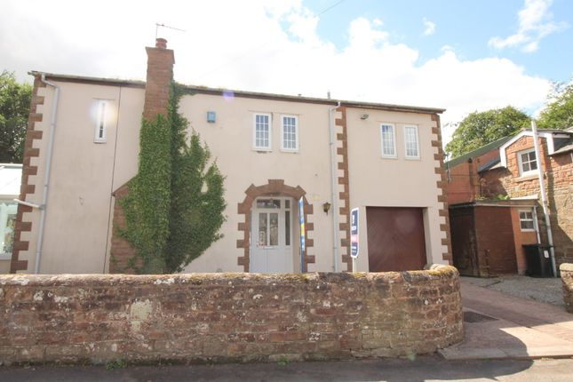 Thumbnail Detached house for sale in Hayton, Brampton