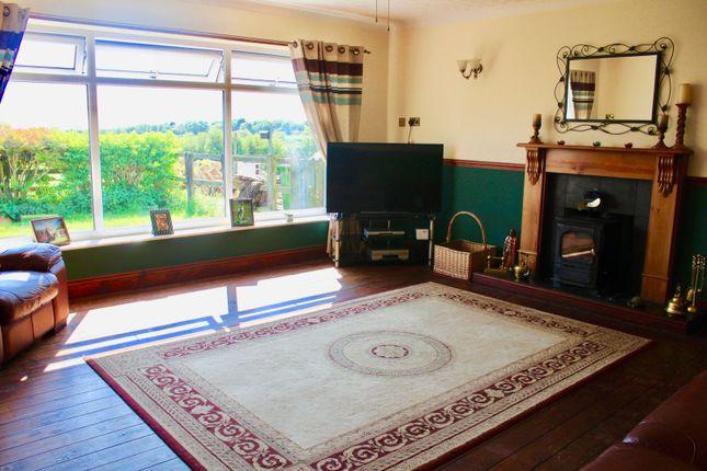 Thumbnail Detached bungalow for sale in Dalton Piercy, Hartlepool