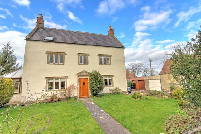 Thumbnail Farmhouse for sale in Clapton, Midsomer Norton, Radstock
