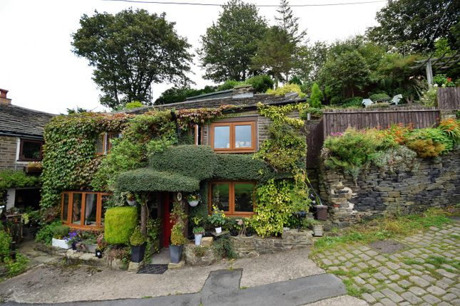 Thumbnail Detached house for sale in Double House, Buttress, Luddenden, Halifax