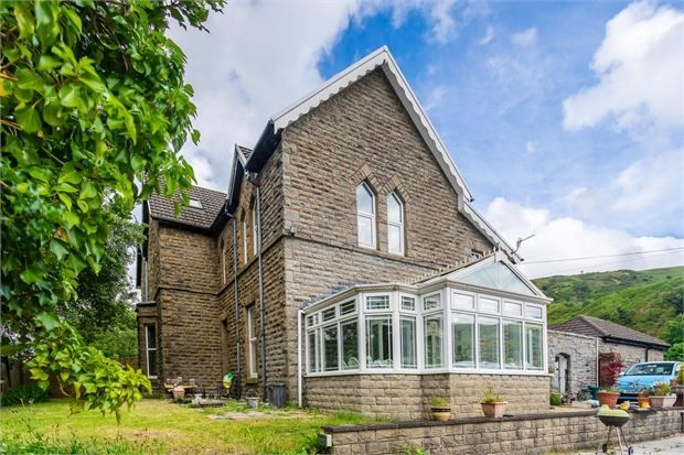 Thumbnail Semi-detached house for sale in Gelli Road, Gelli, Pentre, Rhondda Cynnon Taff.