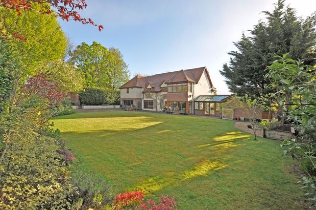 Thumbnail Detached house for sale in Outstanding Family House, Cwm Lane, Newport