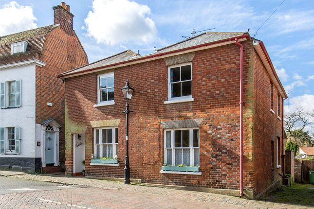 Thumbnail Detached House For Sale In High Street Limpsfield Oxted Surrey