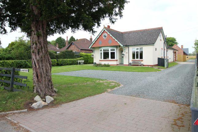 Thumbnail Detached house for sale in Llanfoist, Waltham Road, Brigsley, Grimsby, N.E. Lincs