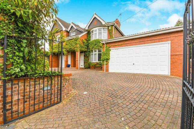 Thumbnail Detached house for sale in Station Road, Penketh, Warrington, Cheshire