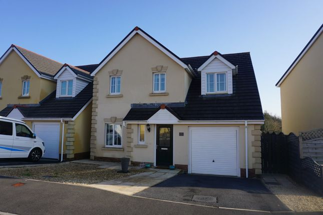 Detached house for sale in Tirydderwen, Cross Hands, Llanelli