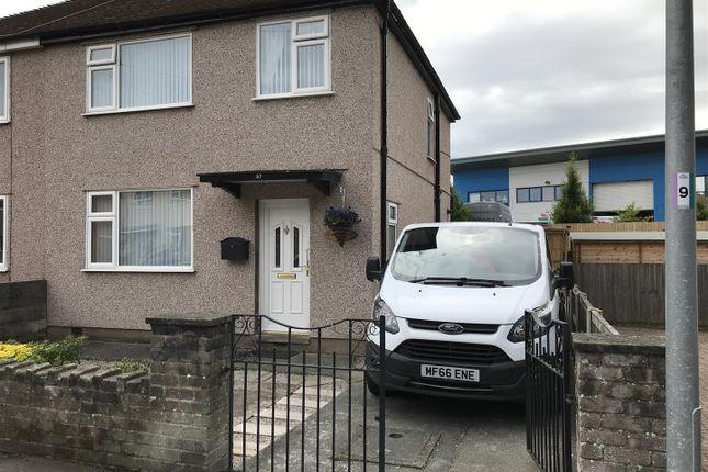 Thumbnail Semi-detached house for sale in Bryn Marl Road, Mochdre, Colwyn Bay