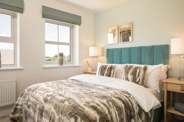 The Archford Plot 2 Master Bedroom - Ensuite