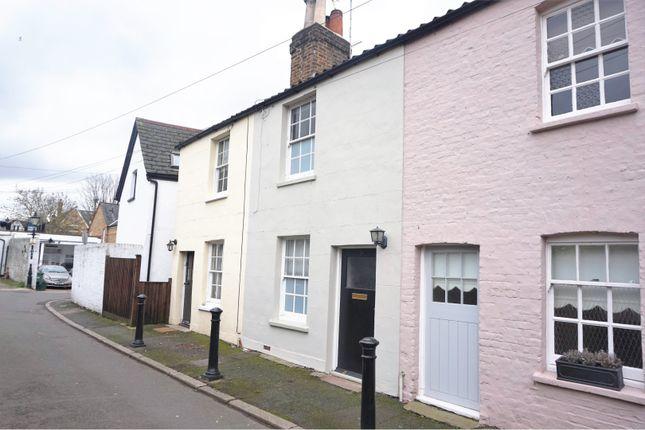 Thumbnail Terraced house for sale in Limes Road, Beckenham